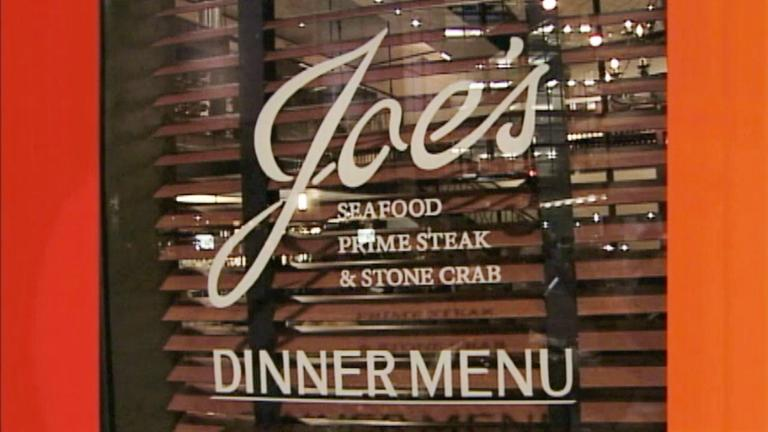 joe's stone crab thanksgiving menu
