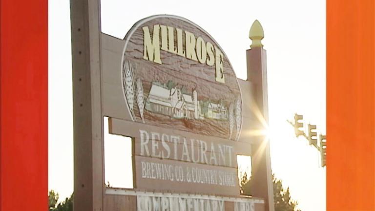 Millrose Restaurant Barrington Menu