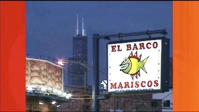 El Barco Restaurant Chicago Menu