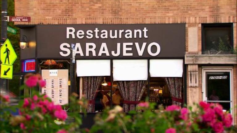 Sarajevo Restaurant Chicago