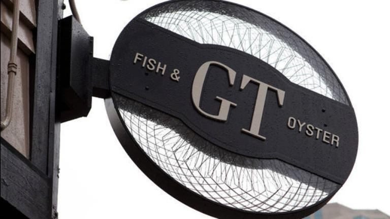 Gt fish oyster river north restaurants check for Gt fish and oyster chicago