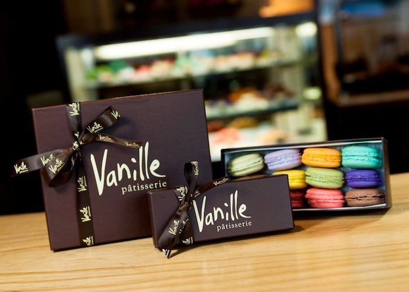 Vanille Patisserie - Chicago French Market