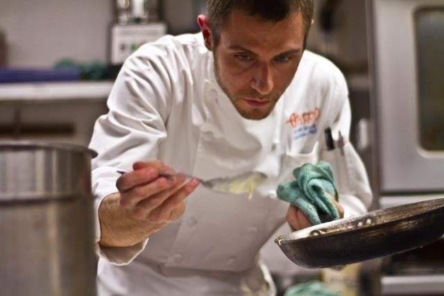 Chef Derek Simcik of Atwood Café