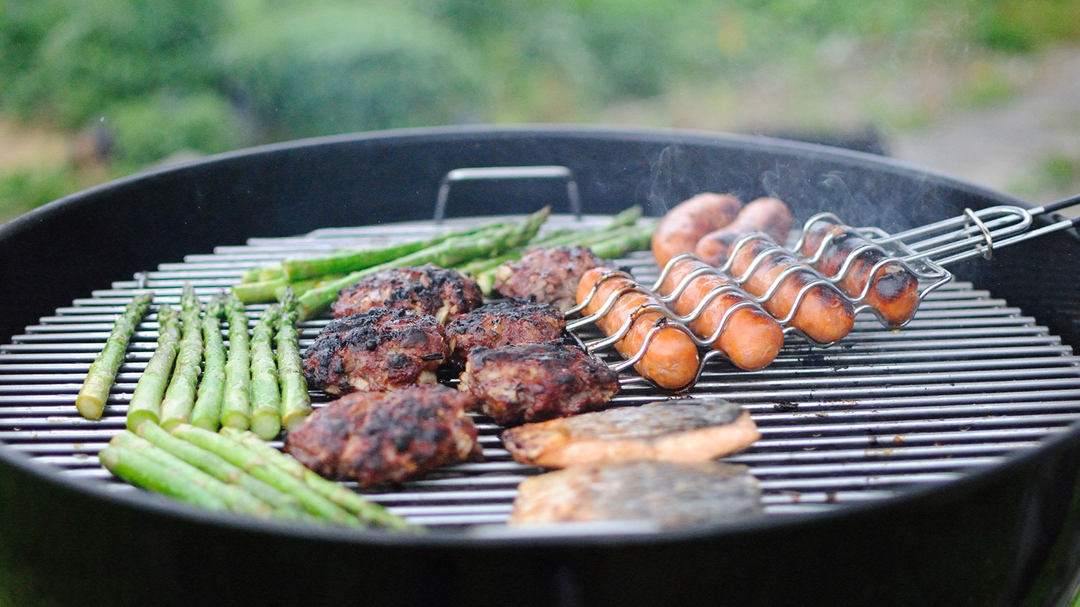 World of Food: Outdoor Grilling