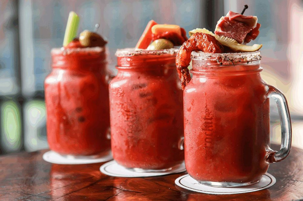 Start the New Year with Bracing Bloody Marys | Check ...