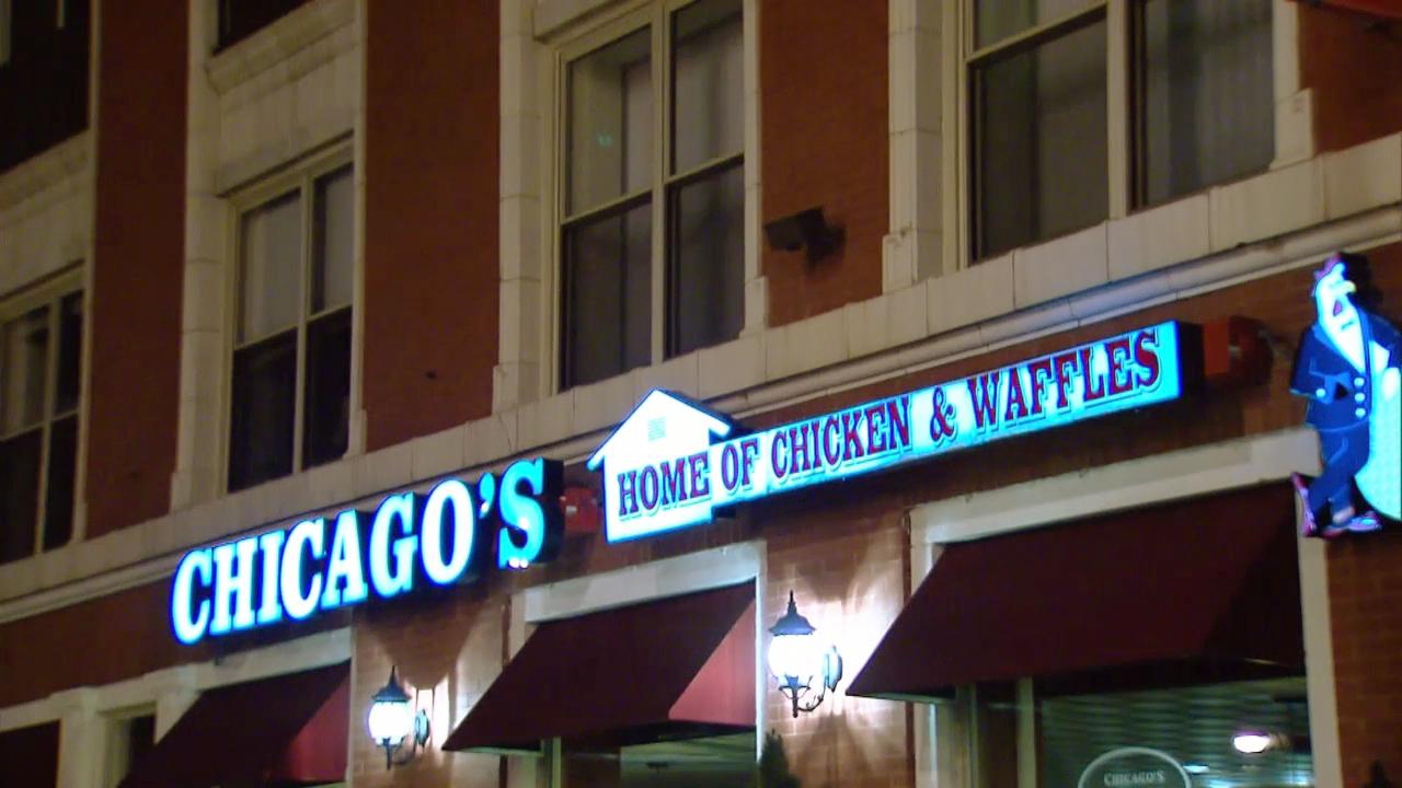 Chicago S Home Of Chicken Waffles Bronzeville Douglas