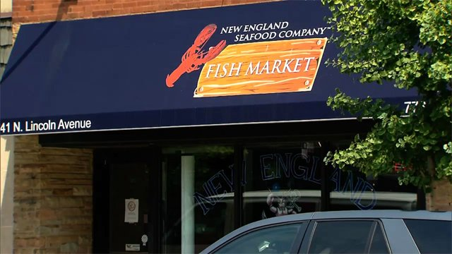 New england seafood company lakeview restaurants for Boston fish market chicago