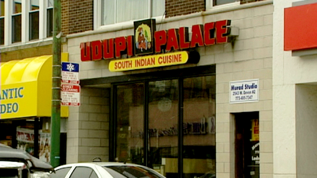 Udupi Palace Devon Avenue Restaurants Check Please Wttw Chicago