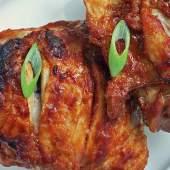Cheater's Tandoori Chicken