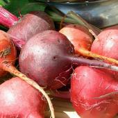 Lithuanian Style Beet Salad