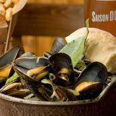 Mussels In Belgian Beer