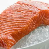 Roasted Red King Salmon