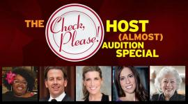 Check, Please! Host (Almost) Audition Special