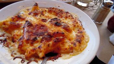 Baked 4 Cheese Macaroni