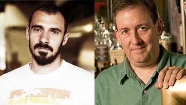 Gabriel Magliaro and Michael Roper