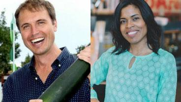 Kimbal Musk and Tovah McCord