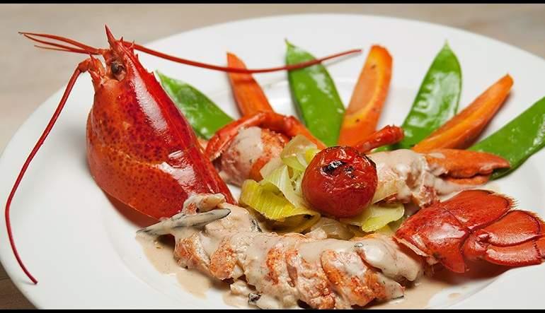 Lobster a la Vanilla