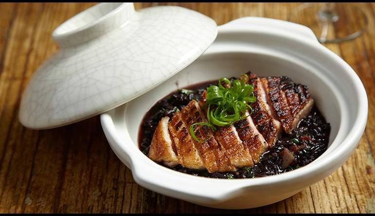 Duck Congee