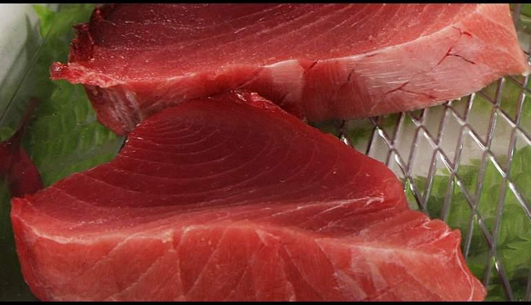 Hawaiian Ahi Tuna Pave