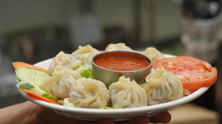 Nepali Chicken Momo