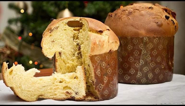 Panettone Trifle