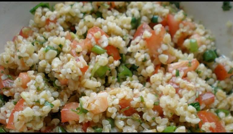 Taboule Recipe