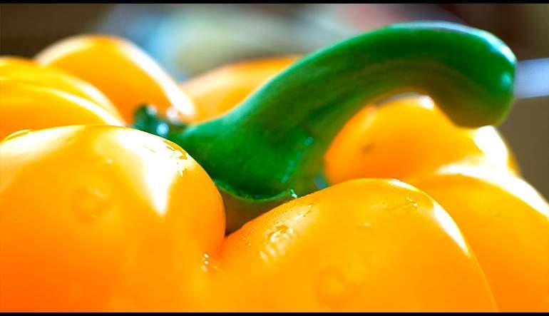 Vegetable Layer Gateau