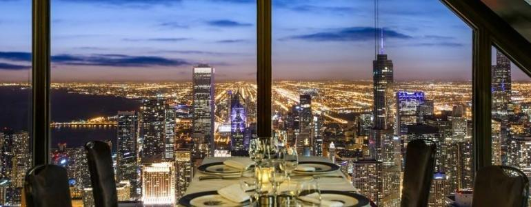 Food and Business: The Signature Room, 95th Floor - Eater Chicago
