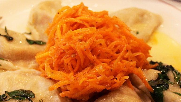 Tashkent Carrot Salad